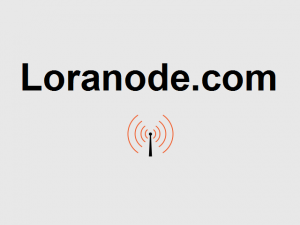 Loranode development